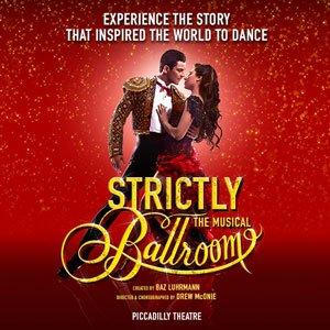 Strictly Ballroom musical tickets