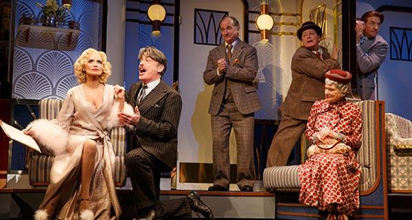 Kristen Chenoweth stars in On The Twentieth Century at the American Airlines Theatre
