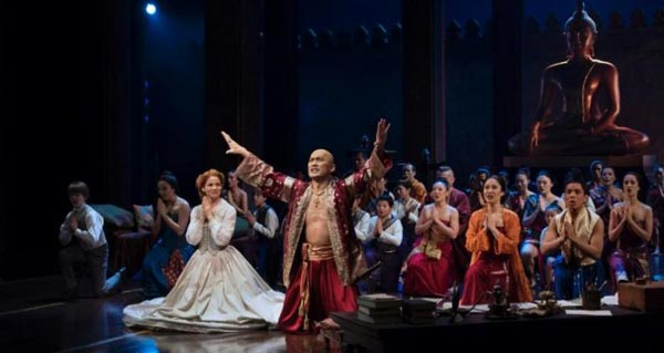 The King and I at the Lincoln Centre