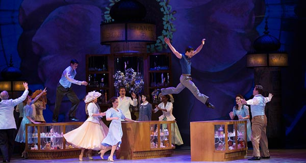 An American In Paris at the Palace Theatre, New York