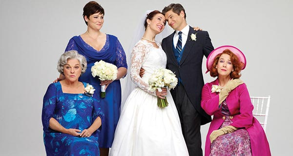It Shoulda Been You At The Brooks Atkinson Theatre on Broadway