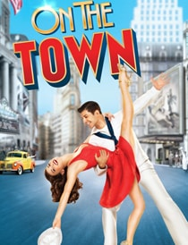 On The Town On Broadway