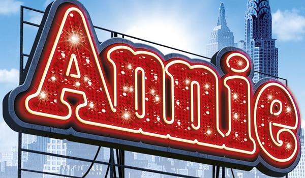 Annie 2015-16 Uk Tour