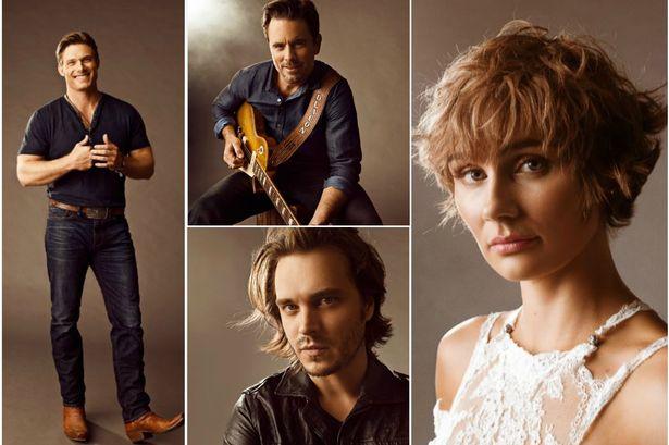Nashville In Concert UK Tour Tickets