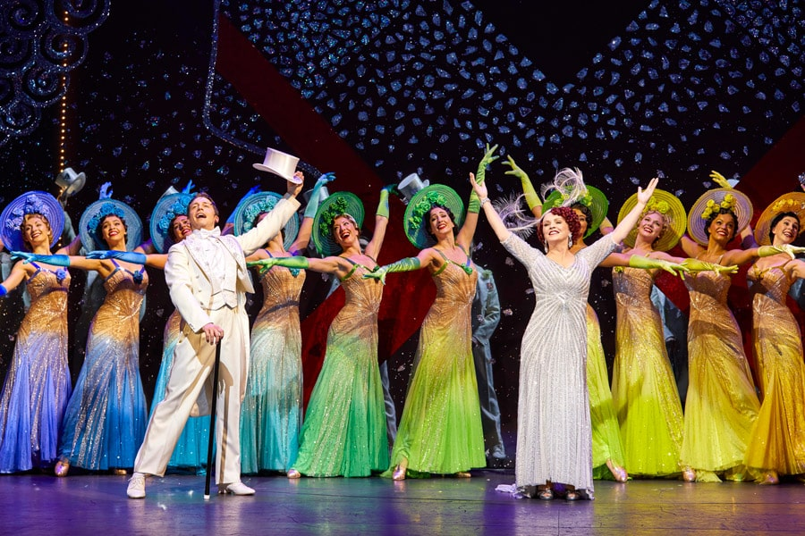 Book now for 42nd Street at Theatre Royal Drury Lane