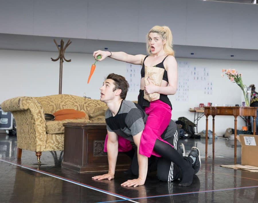 Drew McOnie choreographs On The Town at Regent's park Open Air Theatre. Book Tickets