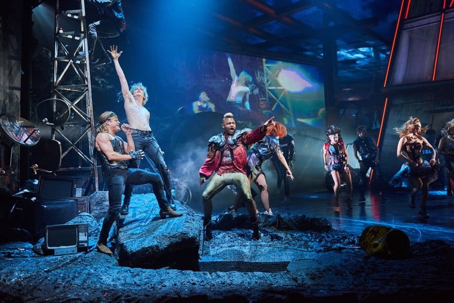 Book now for Bat Out Of Hell the musical