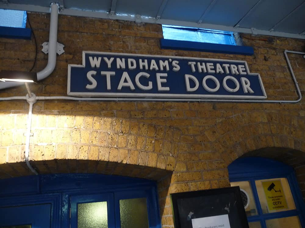 wyndhams-theatre-stage-door