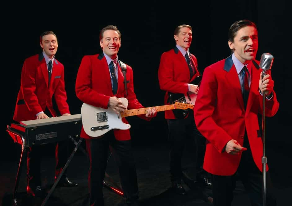 Jersey Boys Musical original london cast