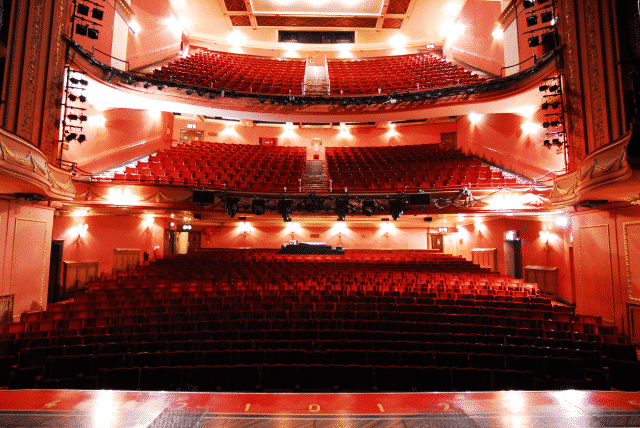 picadilly Theatre London Interior