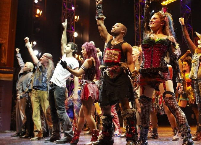 we will rock you musical 5