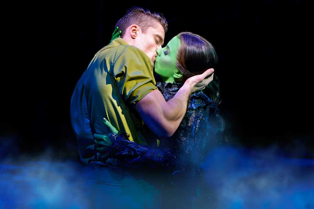 Wicked The Musical On Tour  Uk