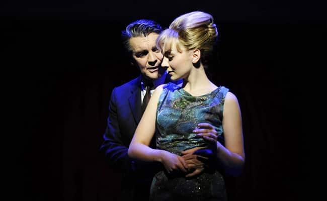 Alexander Hanson and Charlotte Blackledge in Stephen Ward