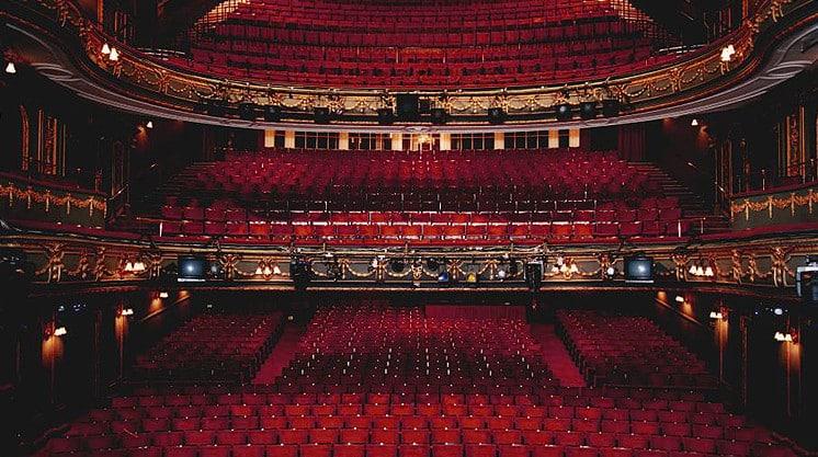 Adwych Theatre Auditorium 1