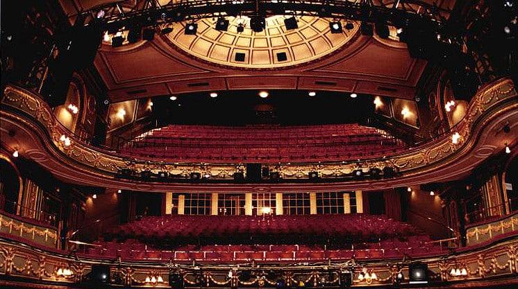 Aldwych Theatre Auditorium