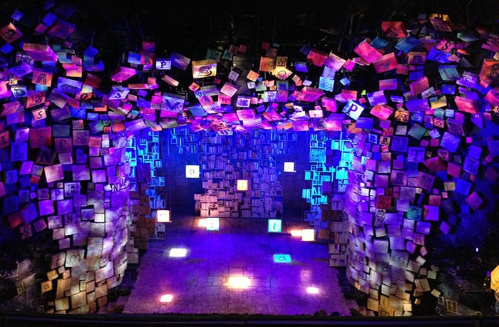 Cambridge Theatre Matilda