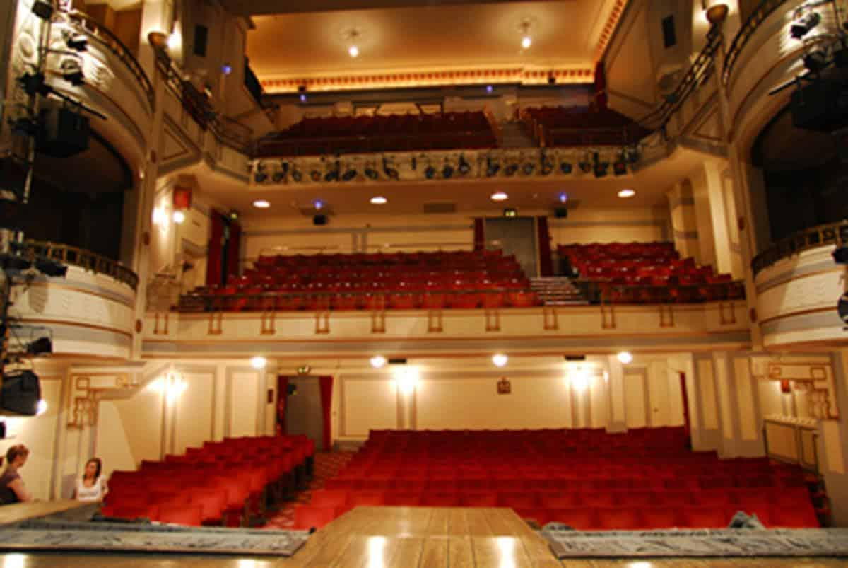 Fortune Theatre Auditorium