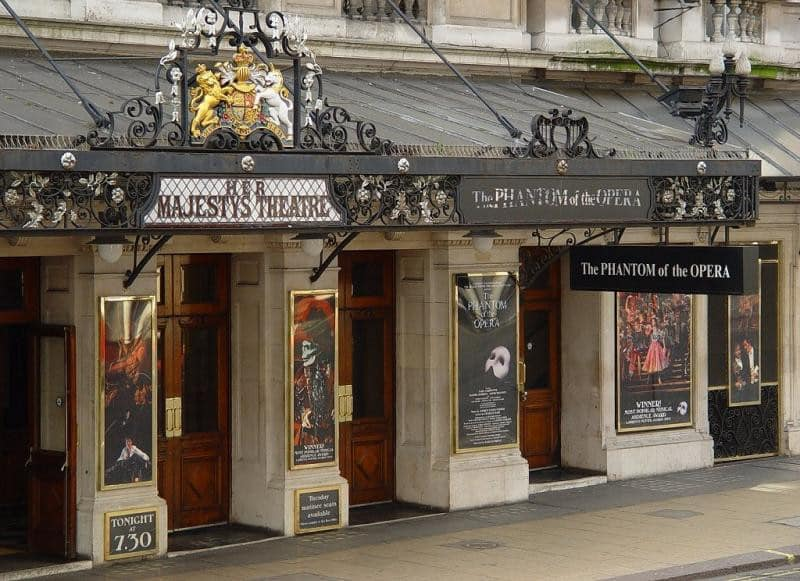 Her Majestys Theatre 1