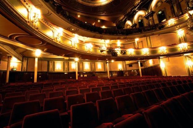 Her Majestys Theatre Auditorium