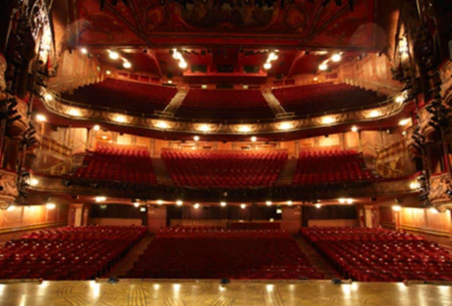 Lyceum Theatre Auditorium 2