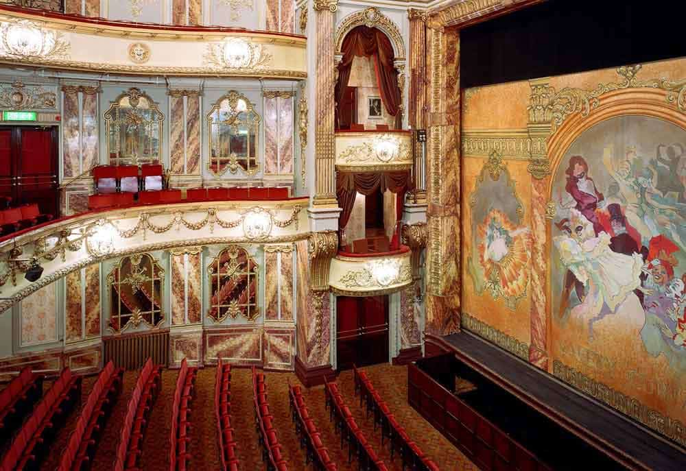 Novello Theatre 3