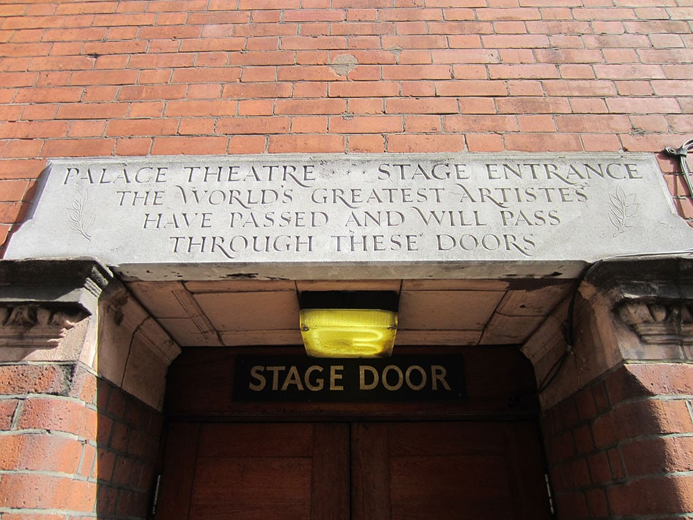 Palace-Theatre-Stage-Door