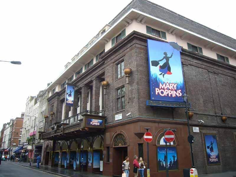 Prince Edward Theatre 1