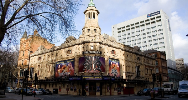 Shaftesbury Theatre 2