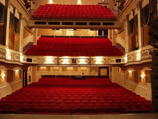 Vaudeville Theatre 3