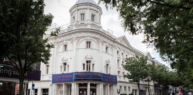 The Coronet Theatre in Notting Hill to be home to The Print Room
