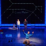 The Curious Incident Of The Dog In the Night-Time. photo: Brinkhoff-Mogenburg
