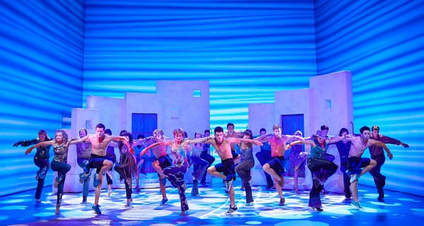 1The-ensemble-in-the-West-End-production-of-MAMMA-MIA!-Credit---Brinkhoff-&-Mîgenburg