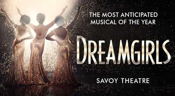 Dreamgirls Tickets are on sale at BritishTheatre.com