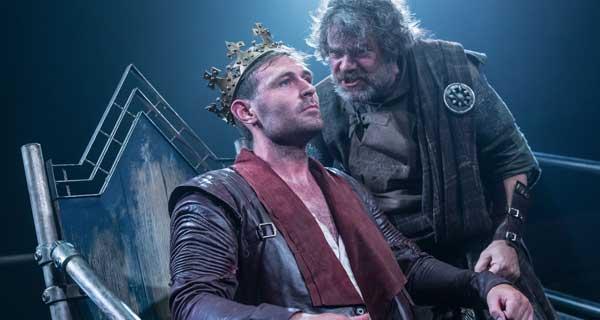 The National Theatre presents James I