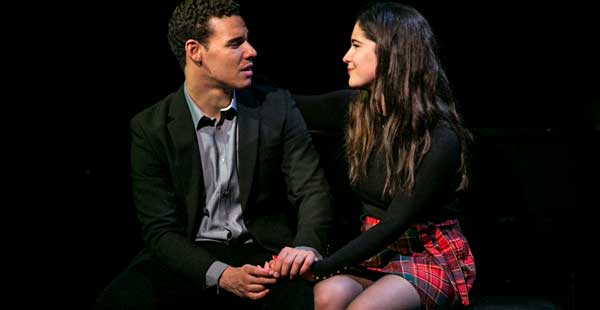 Love Story the musical at the Union theatre