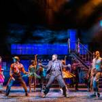Memphis the musical at the Shaftesbury Theatre in London
