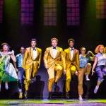 Memphis the musical at the Shaftesbury Theatre, London