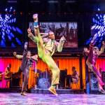 Memphis the musical at the Shaftesbury Theatre London