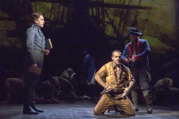 Les Miserables revived on Broadway in 2014
