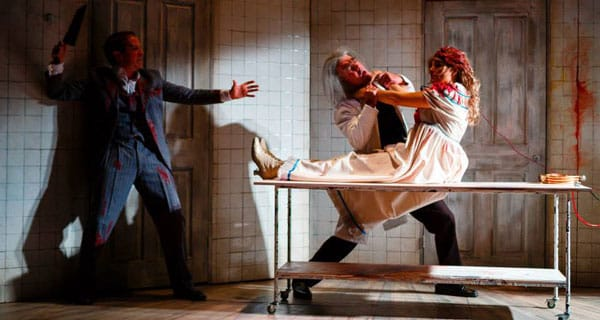 Grand Guignol at Southwark Playhouse