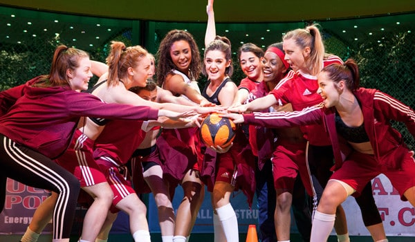 Bend It Like Beckham at London's Phoenix Theatre