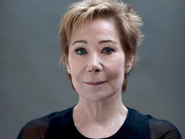 Zoe Wannamaker as Stevie at Hampstead Theatre