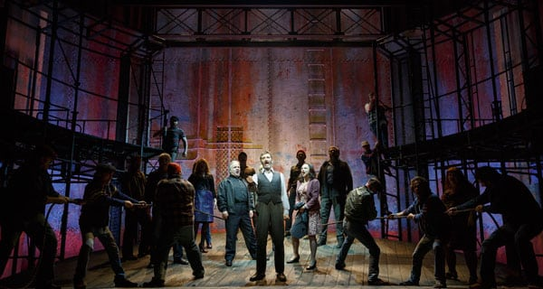The Last Ship on Broadway