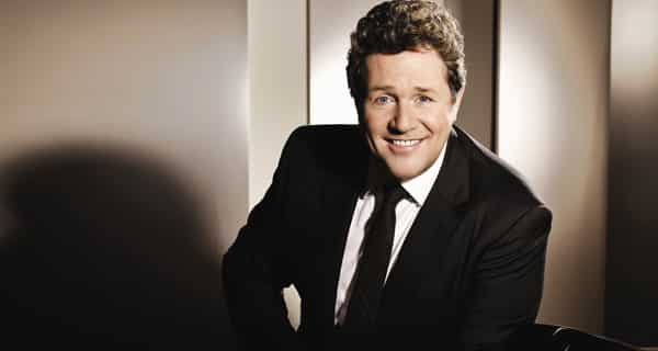 Michael Ball to star in Mack and Mabel in Chichester