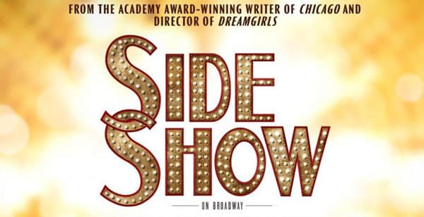 Side Show The Musical on Broadway