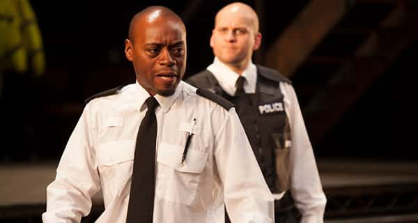 Wildefire at Hampstead Theatre