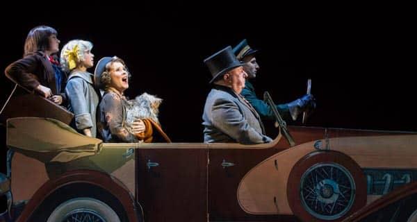 Find Gypsy tickets at British Theatre