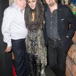 Andrew Lloyd Webber, Nicole Scherzinger and Trevor Nunn. Photo: Dan Wooller