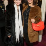 Cherida Langford and Arlene Phillips at the Cats Opening Night. Photo: Dan Wooller