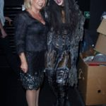 Elaine Paige and Nicole Scherzinger at the Cats Opening Night. Photo: Dan Wooller